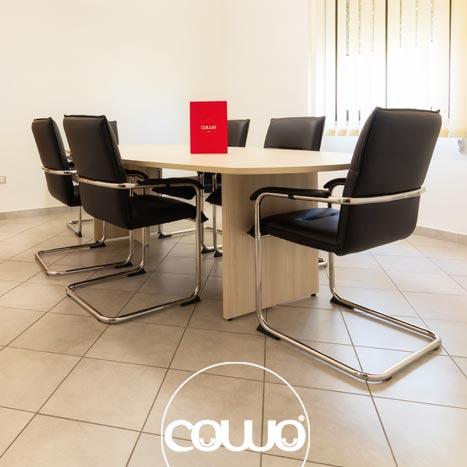 meeting room allo spazio Coworking Crotone